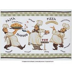 Chef Placemats