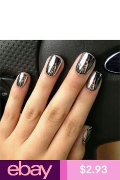 Our favorite nail designs, tips and inspiration for women of every age! Great gallery of unique nail art designs of 2017 for any season and reason. Find the newest nail art designs, trends & nail colors below. How To Do Nails, Fun Nails, Pretty Nails, Nice Nails, Perfect Nails, Chorme Nails, Gorgeous Nails, Matte Nails, Stiletto Nails