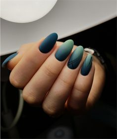 New Unique Manicure Ideas Style Ideas New Nail Art Design, Nail Art Designs, Hair And Nails, My Nails, Nail Art Vernis, Almond Shape Nails, Nails Shape, Almond Nails, Manicure Y Pedicure
