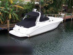 36' Sea Ray 2002 360 Sundancer Boat For Sale www.EdwardsYachtSales.com