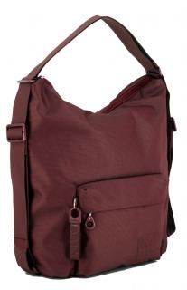 !!!Mandarina Duck MD20 Hobo Taschenrucksack Cabernet weinrot Nylons, Rebecca Minkoff, Dark Red, Handbags, Blue, Nylon Stockings