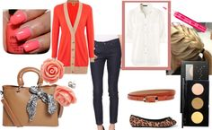 """""""Casual chic"""" by amy-brown-1 on Polyvore"""