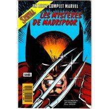 """UN RECIT COMPLET MARVEL N°28 """"SERVAL / WOLVERINE"""" : """"LES MYSTERES DE MADRIPOOR"""" Personalised Keyrings, Zombie Art, Serval, Wolverine, Vinyl Figures"""