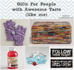 Gifts, Baking Essentials, and Hanukkah Items from @WorldMarket.