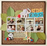 A Project by Jana Eubank from our Scrapbooking Gallery originally submitted 04/29/10 at 12:09 PM