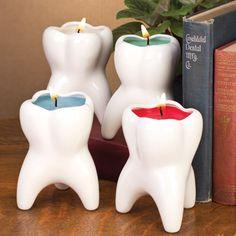 Molar Vase Candles