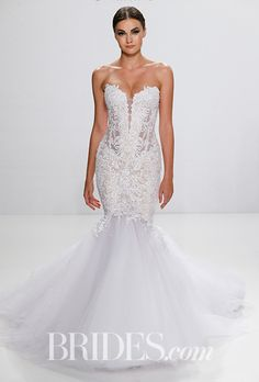 5f3c956885f6 Brides: Pnina Tornai for Kleinfeld Wedding Dresses - Fall 2017 - Bridal  Fashion Week Pinina