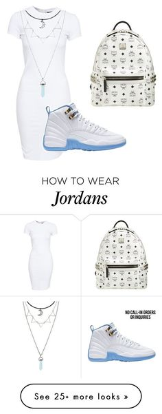""""""""""" by ciaralin on Polyvore featuring SELECTED and MCM                                                                                                                                                                                 More"""