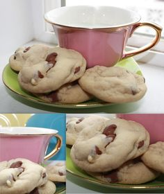 The Best-Ever Chocolate Chip Cookies! They are so soft and chewy! This is THE recipe!