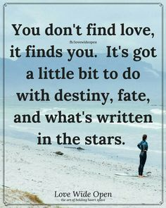 Wish the stars would have gotten it with someone that wanted me and was available..