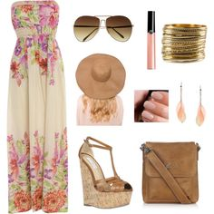 An outfit for Hawaii