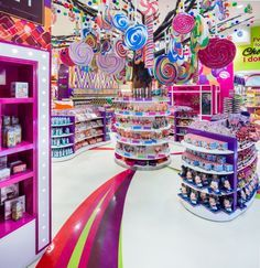 Candylicious at The Dubai Mall by Studio EM, Dubai – UAE » Retail Design Blog