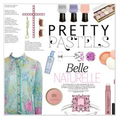 """Belle Naturelle"" by applesofgoldjewelry ❤ liked on Polyvore featuring Averardo Bessi, Deborah Lippmann, Anastasia Beverly Hills, Pixi, Estée Lauder, Winky Lux, Apples of Gold and Thierry Lasry"