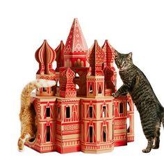 Poopy Cat Kremlin Speelhuis