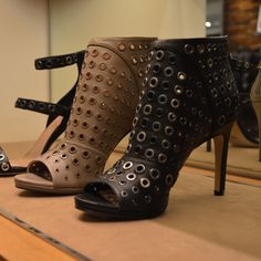 Love! #shoes #booties #winerstyle #fallstyle #giftideas #holidays #style #fashion