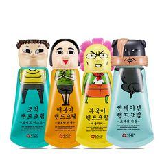 Naver Webtoon Sound of your Heart Lee Kwang-Soo SNP Hand Cream Collection #SNP