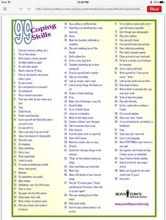 19 Boys Town Ideas Boys Town Social Skills Social Emotional
