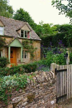 Upper Slaughter, in the Cotswolds, England