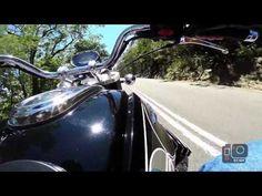 Test riding and reviewing the awesome 2016 Moto Guzzi Eldorado cruiser.
