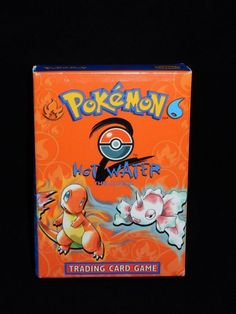 Pokémon Hot Water Theme Deck Trading Card Game COMPLETE #Nintendo