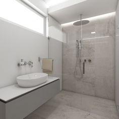 Moderná kúpeľňa TRIXIE - vizualizácia