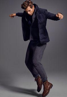 Massimo Dutti New Attitude Collection F/W 2015