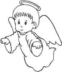 72 meilleures images du tableau coloriage d 39 ange angel - Coloriage d ange ...