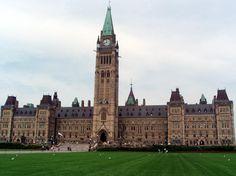 Otawa: Parlamento