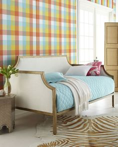"Lily Pulitzer Home ""Paramount"" Daybed"