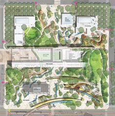 Woods Bagot -  Surface Design