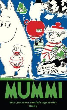Mummi - Tove Janssons samlede tegneserier (BOK)