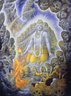 Lord Krishna was the Eighth incarnation of Vishnu. He gave a divine knowledge to Arjun during the battle of Kurukshetra. Radha Krishna Images, Lord Krishna Images, Krishna Radha, Krishna Pictures, Hanuman Images, Hare Krishna, Krishna Lila, Psychedelic Art, Shiva