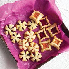 Jam-Filled Cream-Cheese Cookies Recipe | Martha Stewart