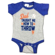 new product 11d41 bb1b4 29 Best NY Mets Baby images in 2017 | Children clothes ...