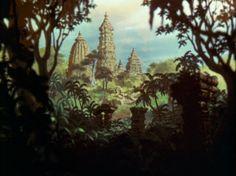 disney background jungle - Google zoeken