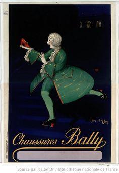 Chaussures Bally : [affiche] / [Jean d'Ylen]