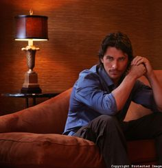 Christian Bale, this is a new picture for me!  Love it!  Thanks Falco!