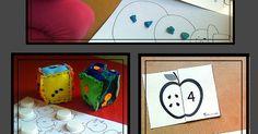 Toiminnallisia ideoita matematiikan pistetyöskentelyyn esi- ja alkuopetuksessa Kids Rugs, Decor, Decoration, Kid Friendly Rugs, Decorating, Nursery Rugs, Deco
