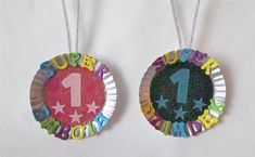 Medale z okazji Dnia Babci i Dnia Dziadka - Washer Necklace, Jewelry, Jewlery, Jewerly, Schmuck, Jewels, Jewelery, Fine Jewelry, Jewel