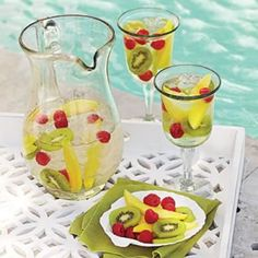 Summer Sangria | Coastalliving.com
