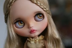 RESERVED Sophie custom Blythe Doll by Blue by BlueButterflyDolls                                                                                                                                                                                 More