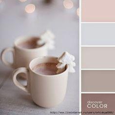 Saiu o Sol: Cores agradáveis Scheme Color, Colour Pallette, Colour Schemes, Color Combos, House Color Palettes, Color Plan, Color Harmony, Design Seeds, Bedroom Colors