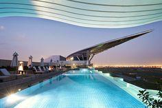 The Meydan Hotel at the Meydan Racecourse – Dubai, United Arab Emirates