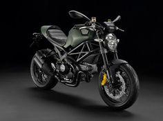 #Diesel #Ducati  The Ducati Monster Diesel 1100evo