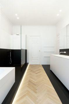 CM 13 - 05 By Pieter Vanrenterghem - interior architecture - renovation - bathroom