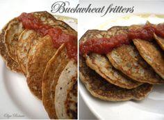 Buckwheat Pancakes (Yeast Method)