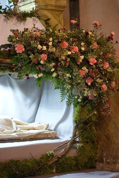 Grób Pański,dekoracje kościoła,Wielkanoc