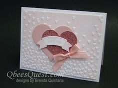 (click on banner for more information)     The petals on the Falling Petals Embossing Folder look like tiny whimsical hearts which makes it...