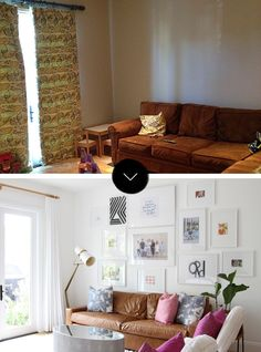 Before & After: A San Clemente Tuscan Tract House | Design*Sponge
