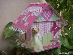 Cards ,Crafts ,Kids Projects: Box Making Tutorials